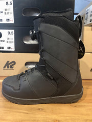 SNOWBOARD RIDE BOOTS ANTHEM BOA BLACK 2020