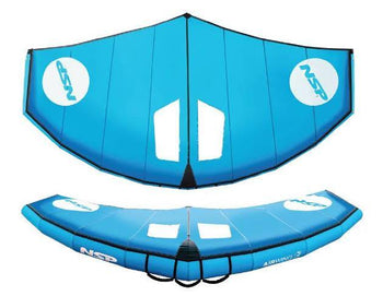 NSP 6m Airwing ALL ROUND WING FOR FOILING & OCEAN RIDES - Alleydesigns  Pty Ltd                                             ABN: 44165571264