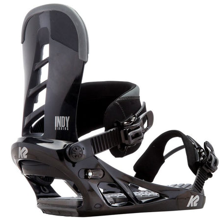 Bindings K2 Indy Binding Mens Black - Alleydesigns SUP's SURF & SNOW GEAR
