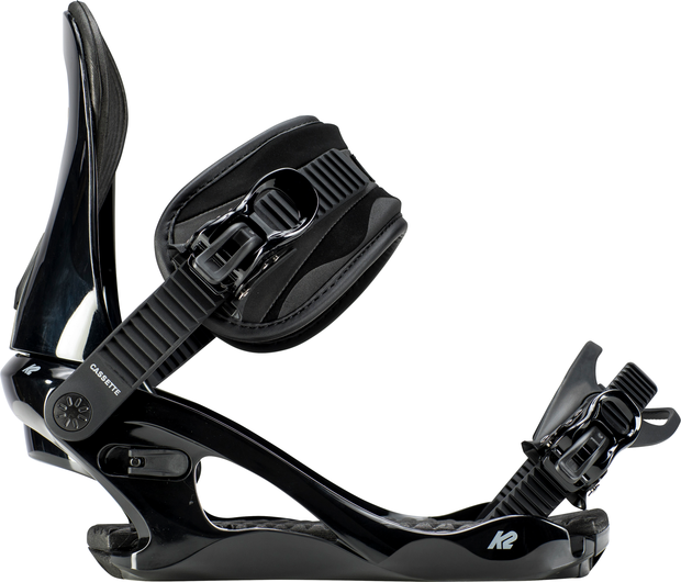 Bindings K2 CASSETTE Binding Womens Black - Alleydesigns SUP's SURF & SNOW GEAR
