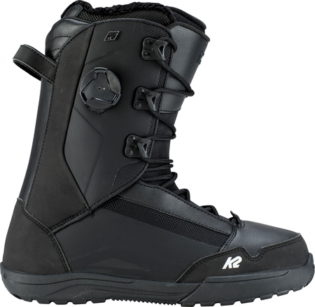 K2 darko snowboard boots side view Alledyesigns