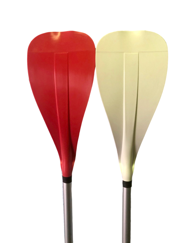 KIDS SUP PADDLE - Adjustable and light. RED OR WHITE OR BLUE