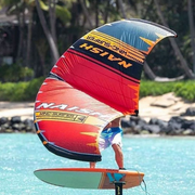 NAISH WINGSURFER 2020 USE ON  SUP, FOIL, SNOW, SKATE JUST HOLD KITE