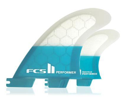 FCS II Performer PC Quad Set FREE SHIPPING