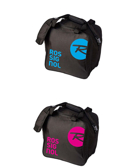 SKI BOOT BAG Alltrack Boot Bag Blue Or Pink Logo