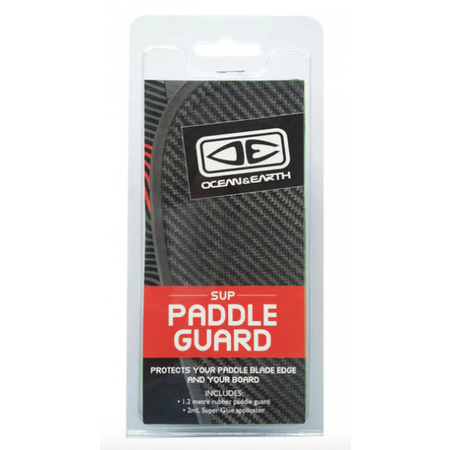 Paddle Blade Guard Rubber Paddle Guard by Ocean & Earth