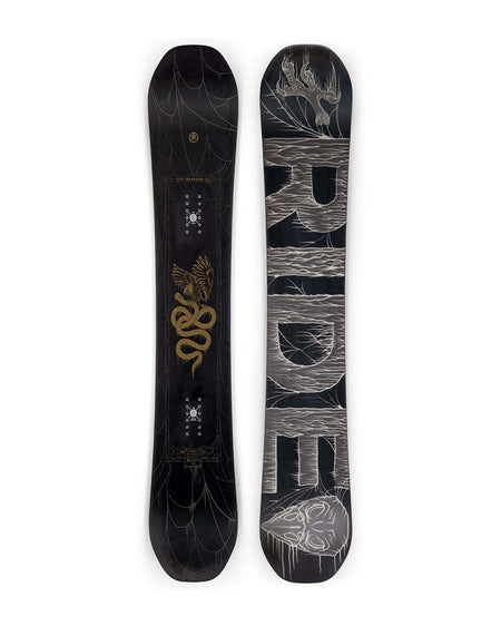 Snowboard Ride MACHETE 155 or 152 FREESTYLE RIDERS