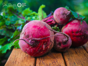The Detoxifying Power Of Beets