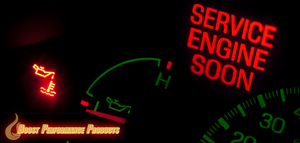 DON'T IGNORE YOUR CHECK ENGINE LIGHT