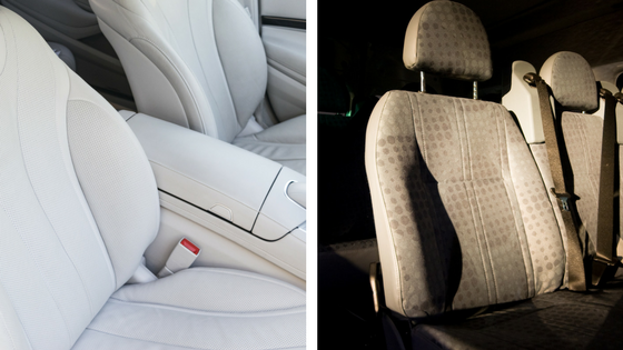 Leather Vs Fabric Seats Boost Performance Products
