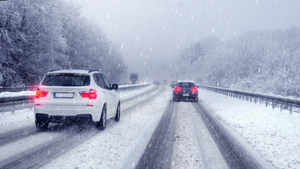 SAVE WINTER DRIVING HABITS