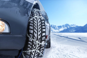 TIRE CHAINS 101