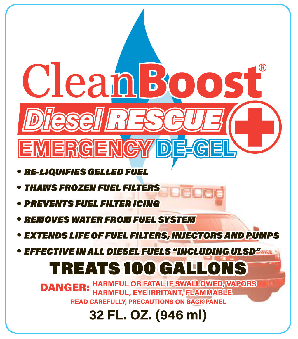 Re Fuel Filters Diesel Cleanboost Rescue 32oz Additives Boost Is A Great Product That Looks After Your Truck System In More Ways Than One