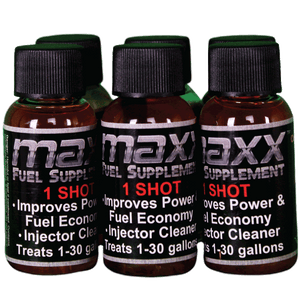 6-Pack CleanBoost® Maxx™ 1 oz Fuel SHOTS