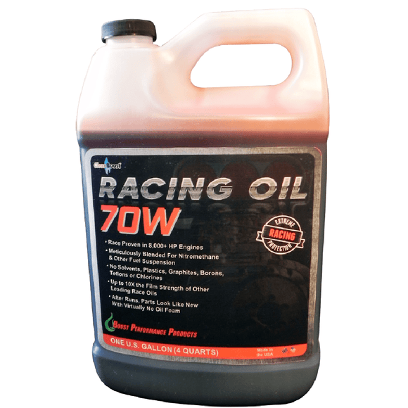 CleanBoost® 70W™ Racing Oil 1 Gal.