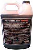 CleanBoost Diesel Duty 15W40 1 Gallon Instructions