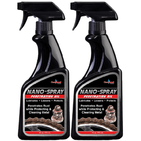 CleanBoost® 16 oz. Nano-Spray™ 2 Pack Special