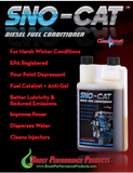 CleanBoost Sno-Cat Important to Read Flyer 1