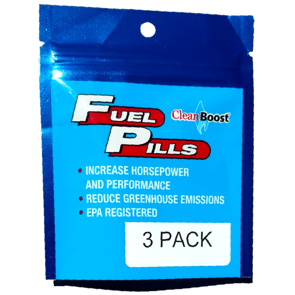 Clean Boost® Fuel Pills™ 3 Pack
