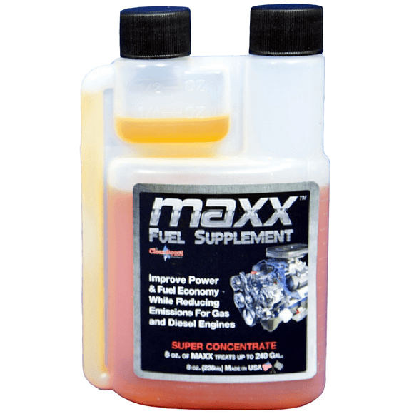 CleanBoost® Maxx™  08 oz. Fuel Additives