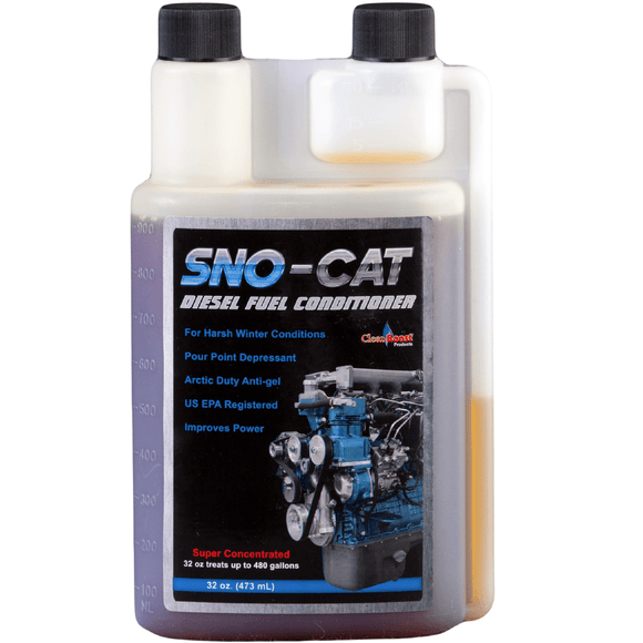 CleanBoost® Sno-Cat™ 32 oz. Diesel Fuel Conditioner