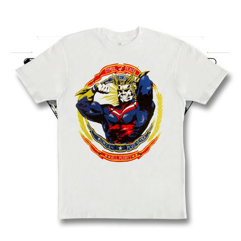 LAST CHANCE ▿ ALL MIGHT TEE