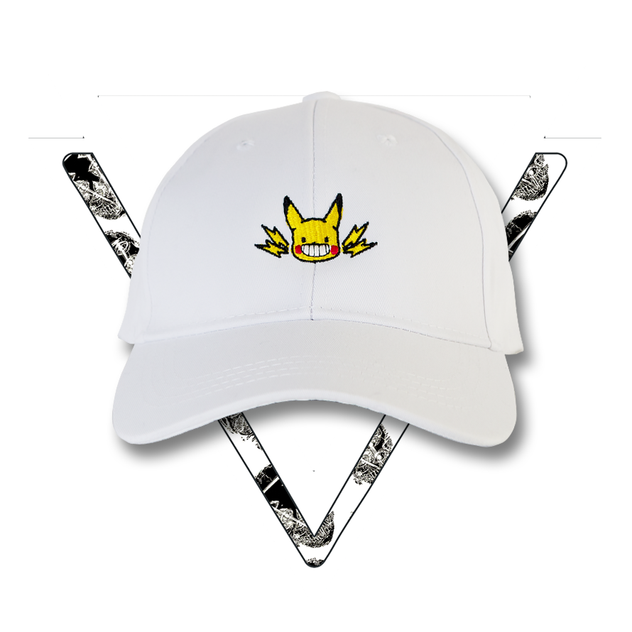 cd970d8058e79 ANIMETRASHSWAG ▽ LAST CHANCE ▿ PIKACHU DAD HAT