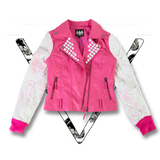 MOTO JACKET MERMAID SCALE