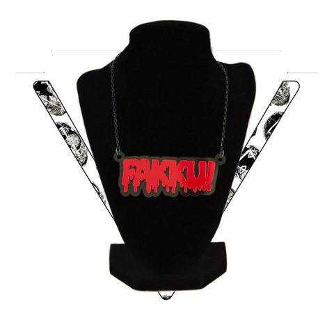 LAST CHANCE ▿ FAKKU NECKLACE