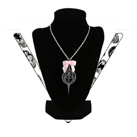 LAST CHANCE ▿ GRIEF SEED NECKLACE