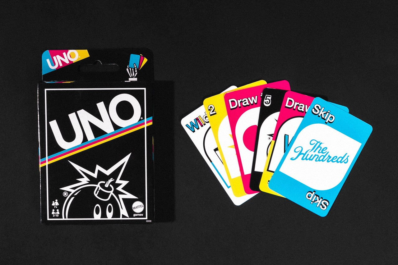 The Hundreds X Uno