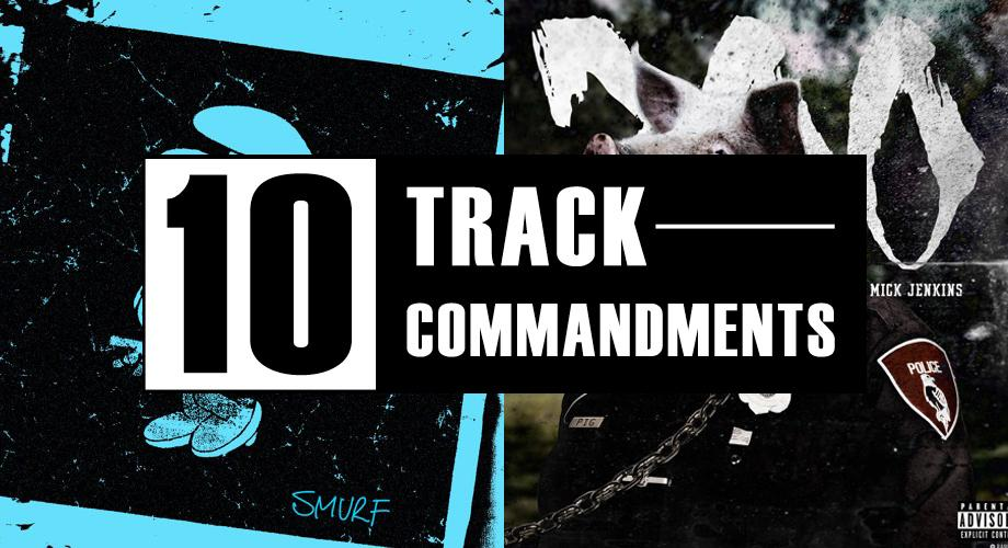 10 TRACK COMMANDMENTS :: Made In A Chicago Hood