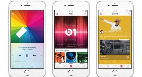 Apple Unveils its Brand New Music Streaming Service