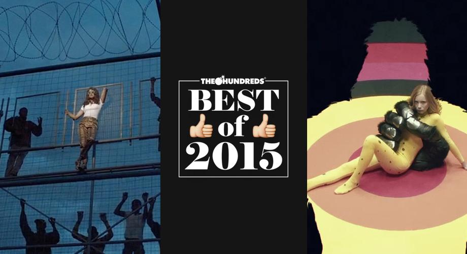 The 10 Best Music Videos of 2015
