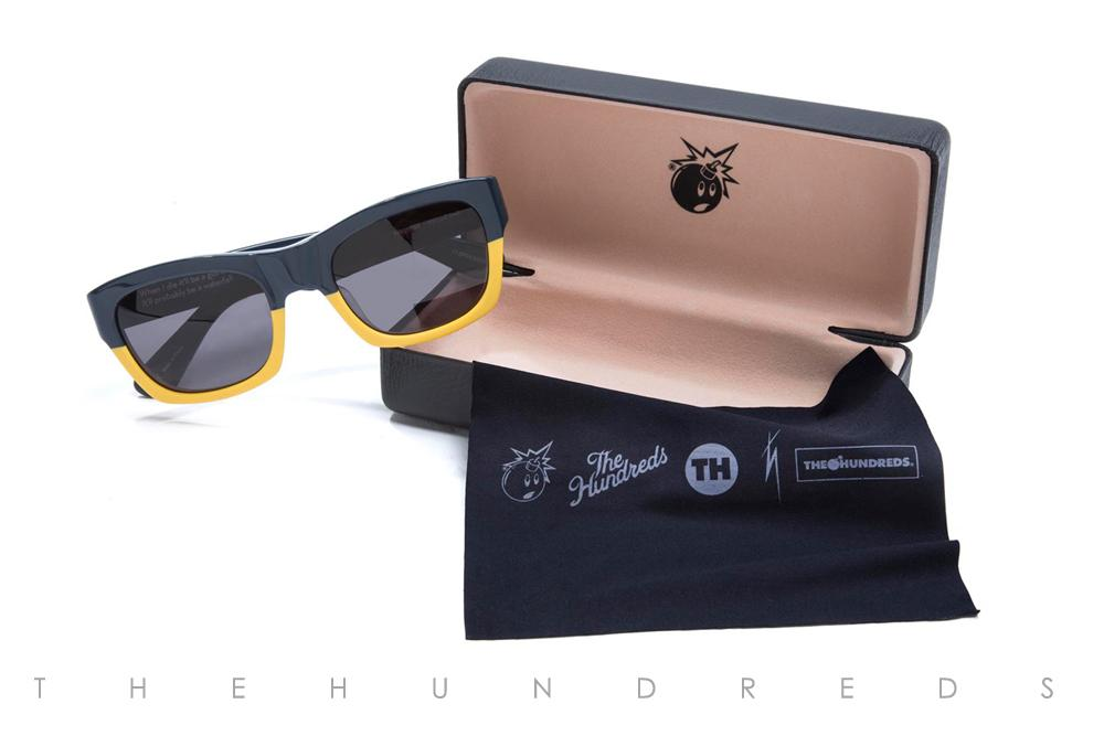 THE HUNDREDS EYEWEAR :: SUMMER 2013