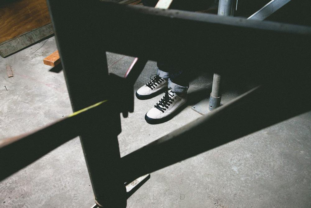 THE HUNDREDS WINTER 2012 :: FOOTWEAR