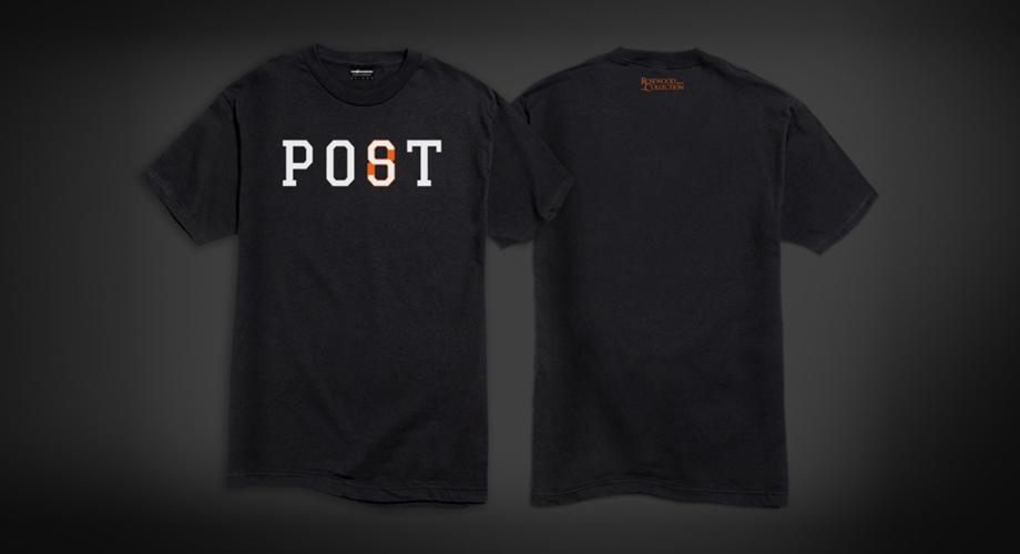 Available Now :: POST 8-Year Anniversary T-Shirt
