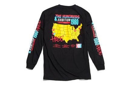The Hundreds X Xhibition Exclusive Shirt