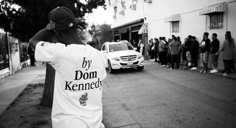 RECAP :: Dom Kennedy In-Store Signing at RSWD