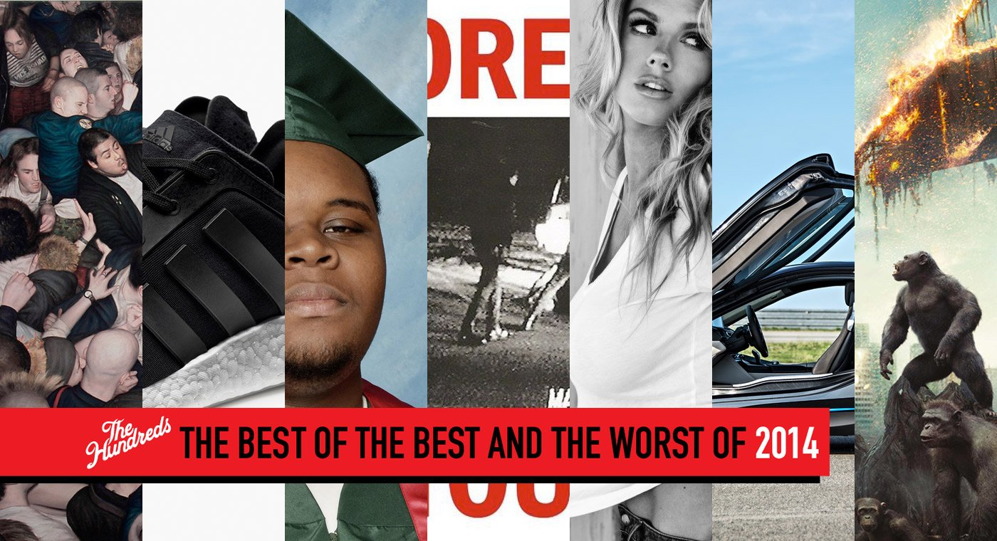 2014 :: THE BEST OF THE BEST AND THE WORST