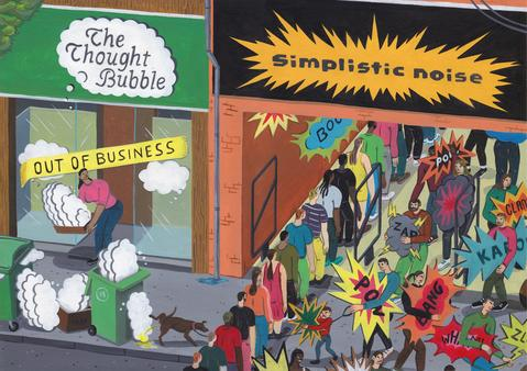 Chaos, Order & Art: The Bizarre World of Brecht Vandenbroucke