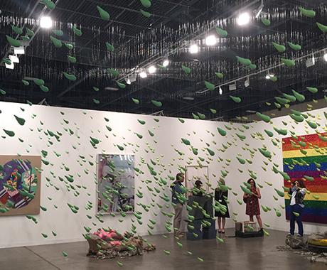 STANDOUT WORKS FROM ART BASEL 2014