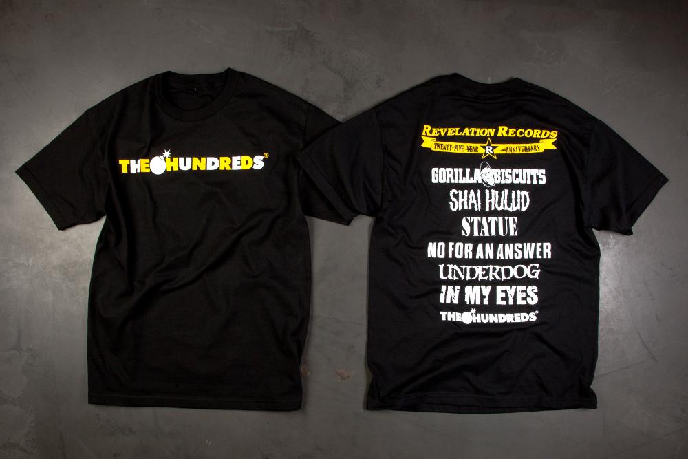 THE HUNDREDS x REVELATION RECORDS