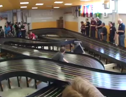 TIL SLOT CARS GO REALLY FAST