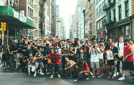 #STREETMEETNY WITH VAN STYLES AND 13TH WITNESS :: VIDEO RECAP