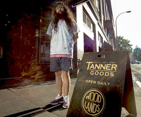 Hell Bent For Leather :: TANNER GOODS