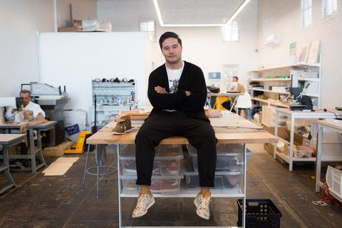 How Mark Gainor and No.One Are Disrupting the Footwear Industry