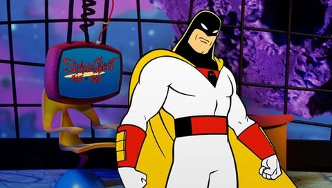 Space Ghost Coast To Coast How One Networks Trash Became Anothers Bizarre Treasure