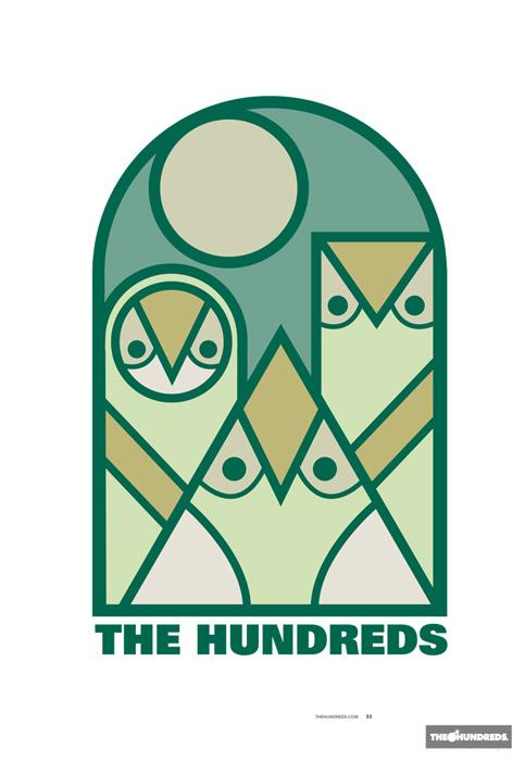 THE HUNDREDS MAGAZINE VOL. 3 ISSUE 2