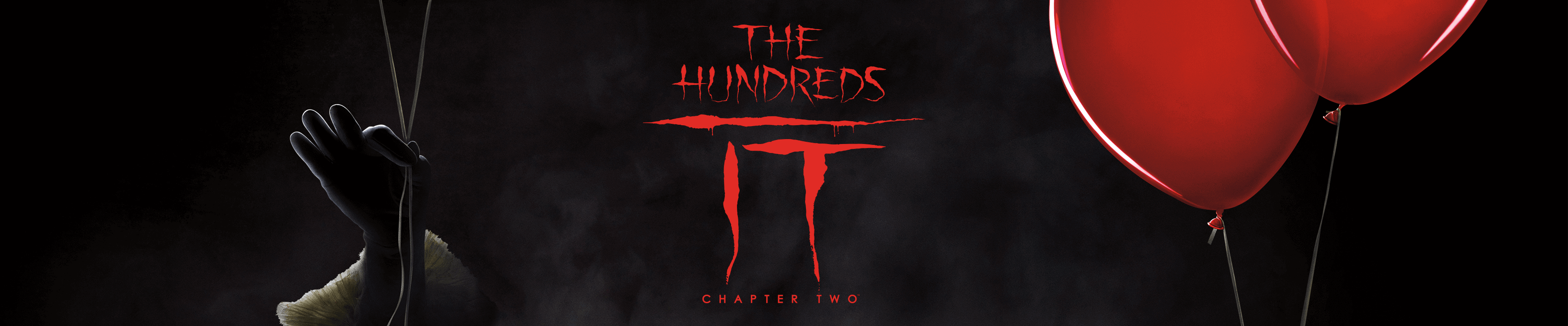 The Hundreds x IT Chapter 2